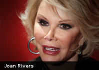 Fallece a los 81 años la actriz, humorista y presentadora norteamericana Joan Rivers