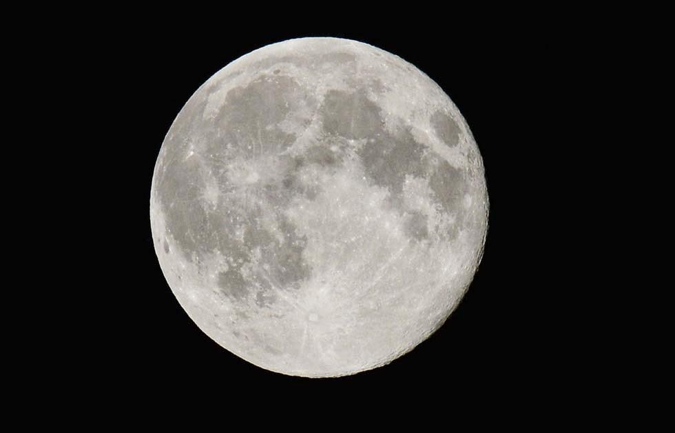 La última superluna de 2014 - CZN mundo - noticias