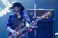 Falleció Lemmy Kilmister, vocalista de la legendaria banda Motorhead