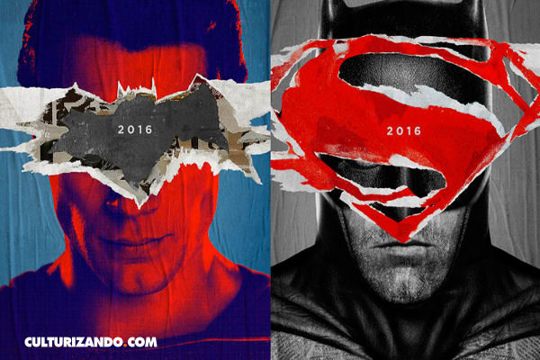 Nuevo trailer internacional de 'Batman v Superman: Dawn of Justice'