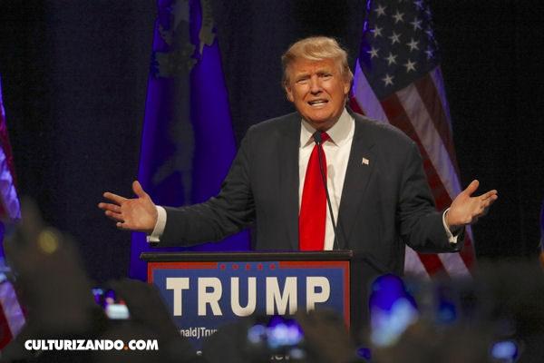 Ocho de cada 10 hispanos no quieren a Trump