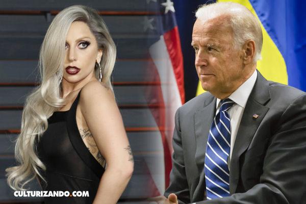 Oscars: Biden y Gaga contra el asalto sexual