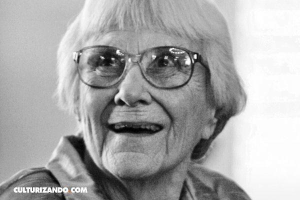 Harper Lee, autora de 'Matar un ruiseñor', murió a los 89 años