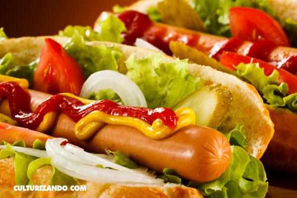 ¿Hot Dog's en Burger King?
