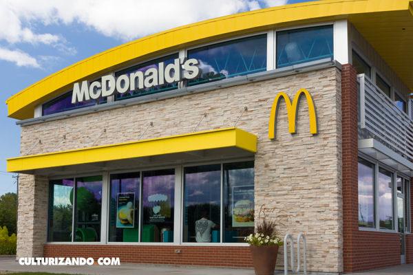 McDonald's reemplazará juguetes por libros en el Happy Meal