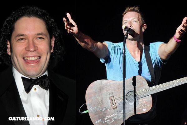 Coldplay y Dudamel juntos en el show del Super Bowl