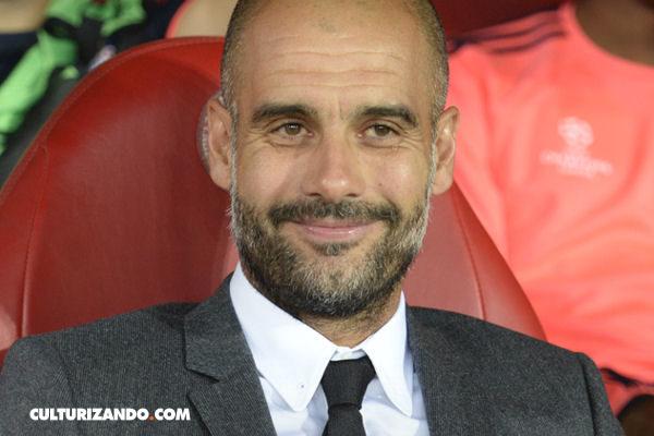 Pep Guardiola se convierte en el nuevo DT del Manchester City