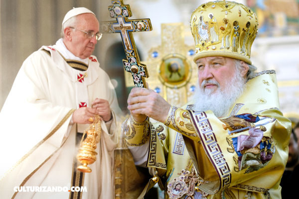 El papa Francisco se reunirá en Cuba con el patriarca de la Iglesia ortodoxa rusa