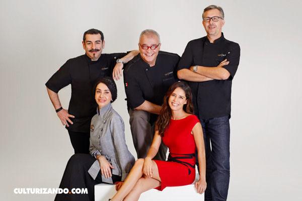 Ana Claudia Talancón y Aquiles Chávez nos hablan en exclusiva de Top Chef México