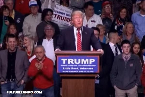 Trump acusa a Cruz de 'robarle' la vitoria en Iowa