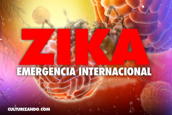 ¡Ultima hora! OMS declara emergencia internacional de salud por Zika