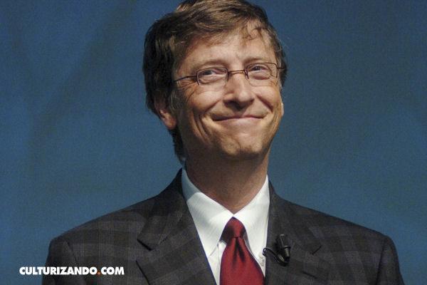 Según la revista Forbes, Bill Gates es el más rico del mundo
