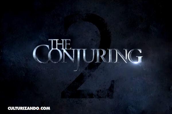 Segundo trailer de 'The Conjuring 2'
