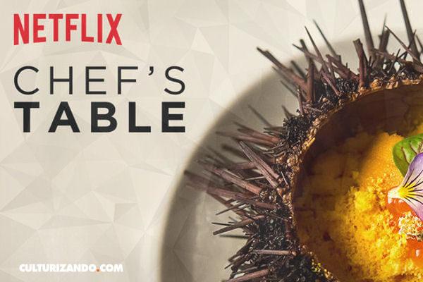 Chef's Table anunció tres temporadas más