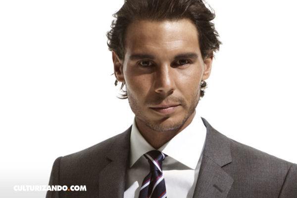 Rafael Nadal repite campaña con Tommy Hilfiger