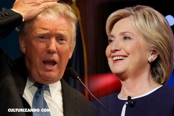 Trump y Clinton con decisivas victorias en el Súper Martes (+Resultados)