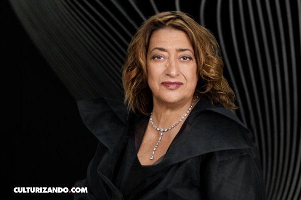 Falleció la arquitecta iraquí Zaha Hadid (+Fotos)