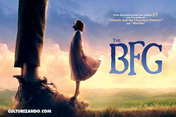 Primer trailer oficial de 'The BFG' de Steven Spielberg