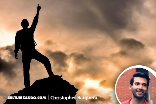 'Que tus hechos hablen más que tus palabras', por Christopher Barquero