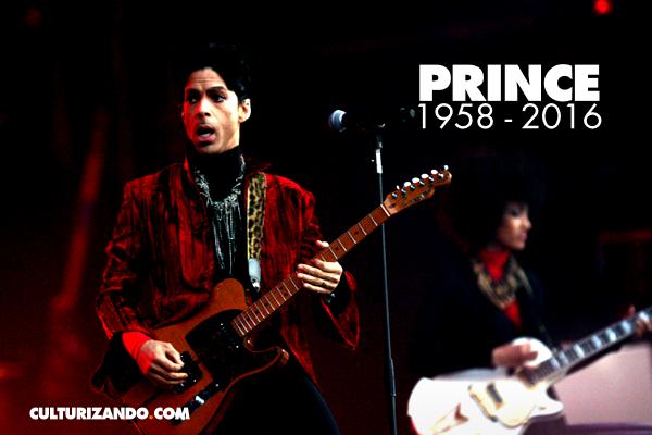 El mundo de la música de luto: falleció Prince
