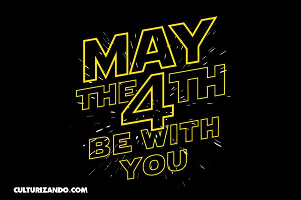 """La Nota Curiosa: El origen del """"May the 4th Be With You"""""""