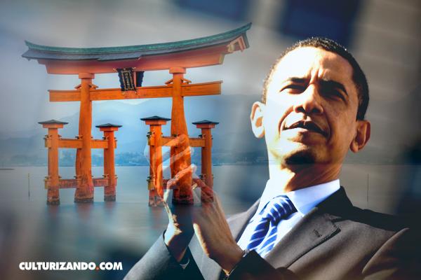 Obama será primer presidente de EE.UU. en visitar Hiroshima