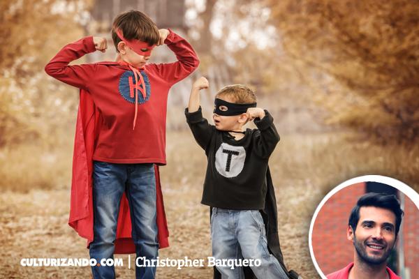 'Compararte con los demás solo dificulta tu progreso' por Christopher Barquero