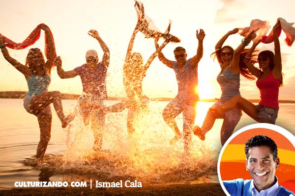 '¡Decide ser feliz!' por Ismael Cala