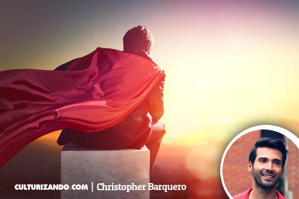 'El límite lo pones tú' por Christopher Barquero