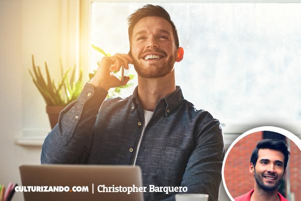 «Si amas lo que haces, nunca será un trabajo», por Christopher Barquero