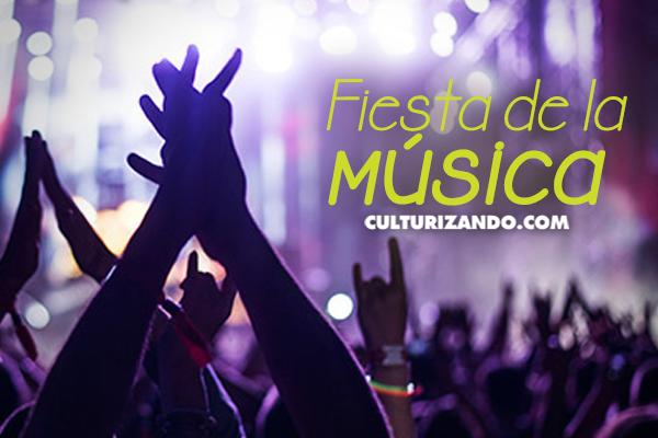 ¡Celebremos la Fiesta de la Música! (+Encuesta)