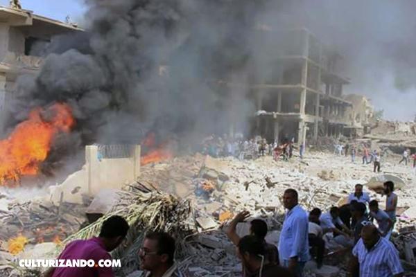 Más de 40 muertos en dos atentados de ISIS en el norte de Siria