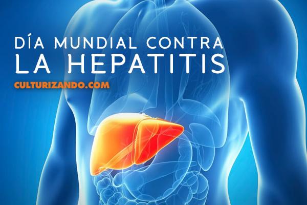 ¿Por qué hoy se conmemora el Día Mundial contra la Hepatitis?