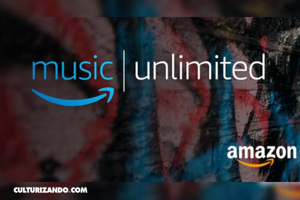 Amazon Music Unlimited, la competencia de Spotify, Apple y Tidal
