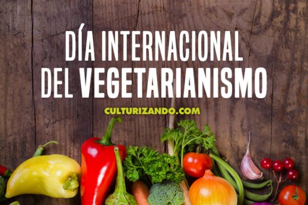 A propósito del Día Internacional del Vegetarianismo
