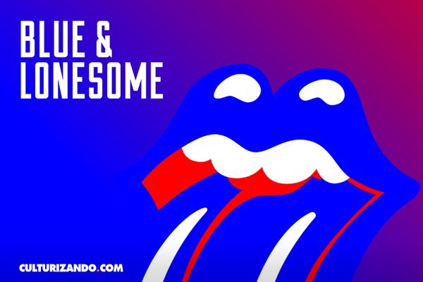 The Rolling Stone vuelven después de 10 años con 'Blue & Lonesome' (+Lista)