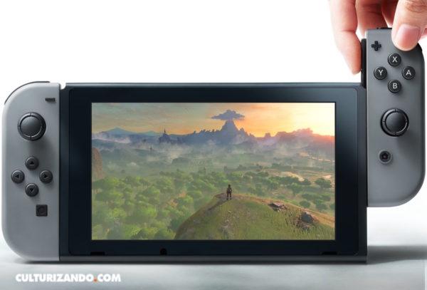 Nintendo Switch, la nueva apuesta de la empresa nipona para 2017 (+ Tráiler)