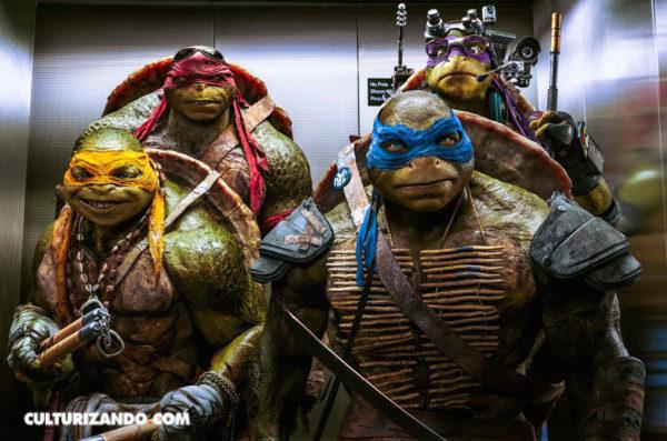 No habrá tercera parte de las Tortugas Ninja