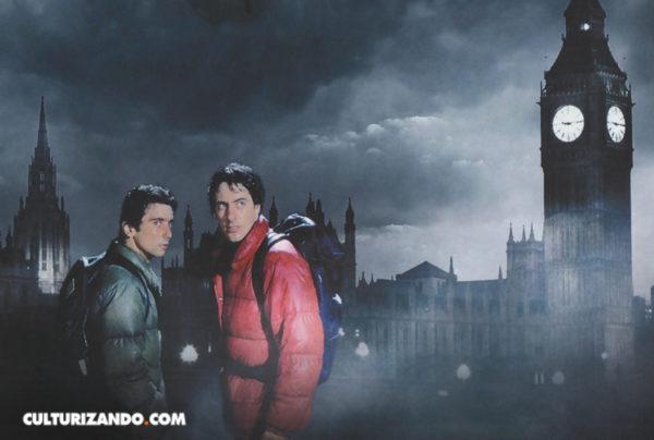Anuncian remake de 'Un hombre lobo americano en Londres'