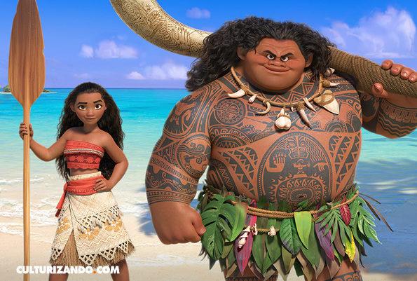 Disney planea una secuela de 'Moana' protagonizada por una princesa latina