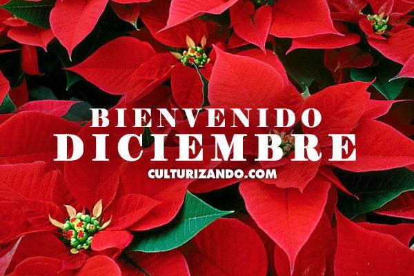 ¡Bienvenido diciembre!