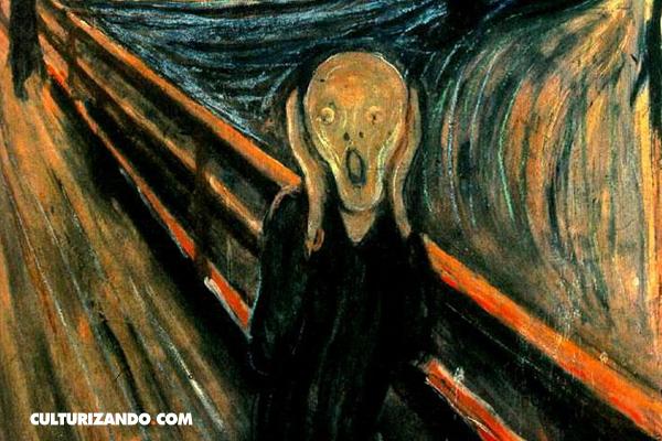 Podría no haber ningún grito en la famosa pintura de Edvard Munch