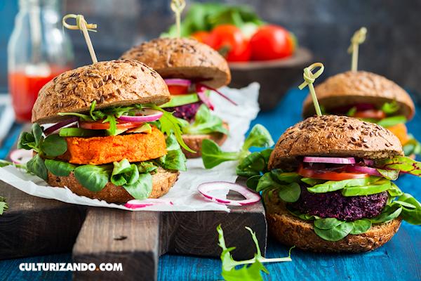 10 beneficios de ser vegetariano