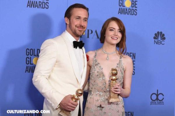 Estos fueron los ganadores del Golden Globe Awards 2017