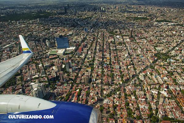 La vista más alucinante de la Ciudad de México