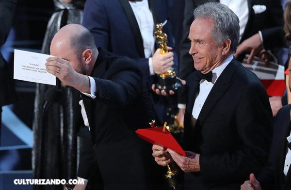 La La La, Moonlight y los Premios Oscar: equivocarse hace bien