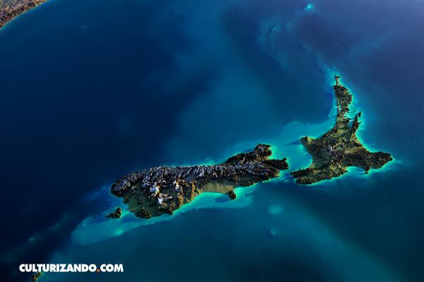 ¿Es Zealandia un nuevo continente?