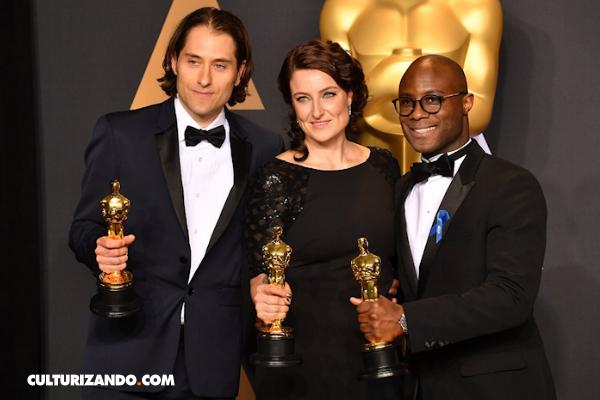 """""""Moonlight"""" gana mejor película en los Oscar 2017 (+Lista de Ganadores)"""