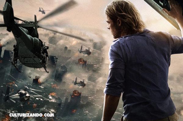 Brad Pitt fuera de 'Guerra Mundial Z2'