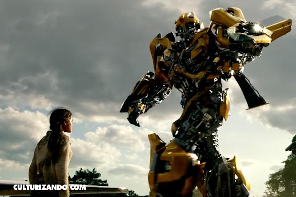 Nuevo tráiler de 'Transformers: The Last Knight'